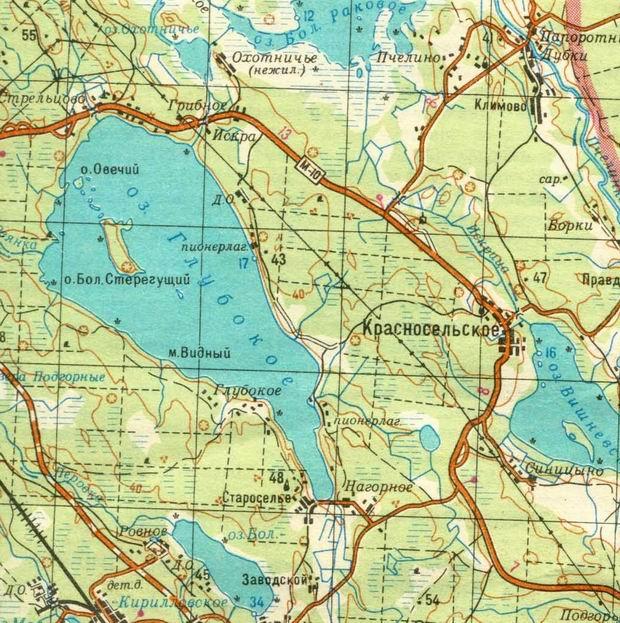 Турбаза глубокое озеро казань - 24